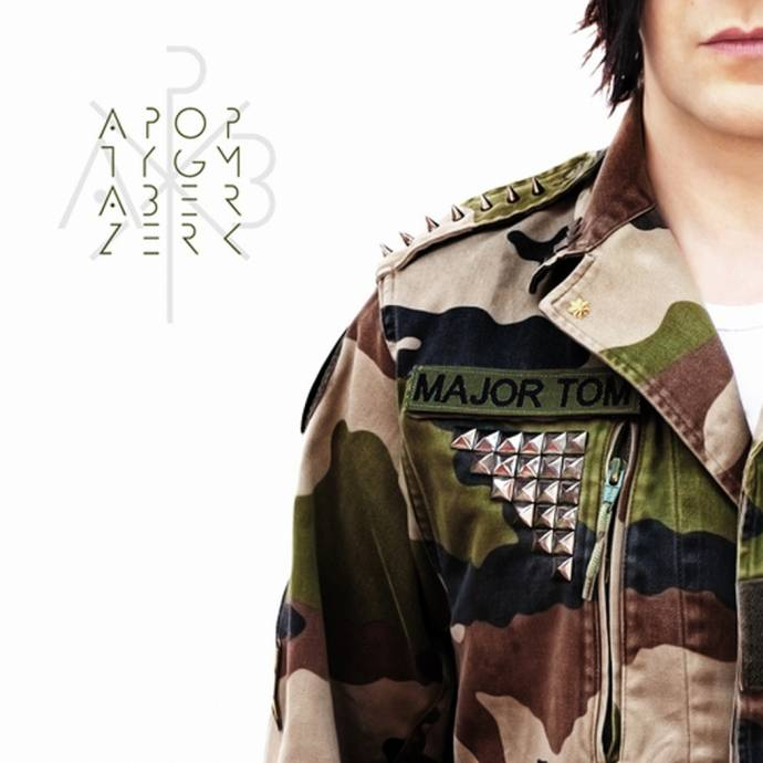 "APOPTYGMA BERZERK – Neue EP ""Major Tom"" ab dem 09. August"