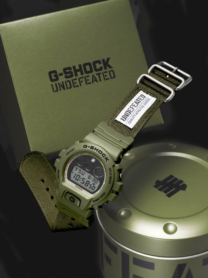 G-SHOCK X UNDEFEATED - Die toughste Kollaboration des Jahres