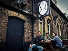 "THE BREW UK – Video Premiere ""Trouble Free"" und Tour 2013"