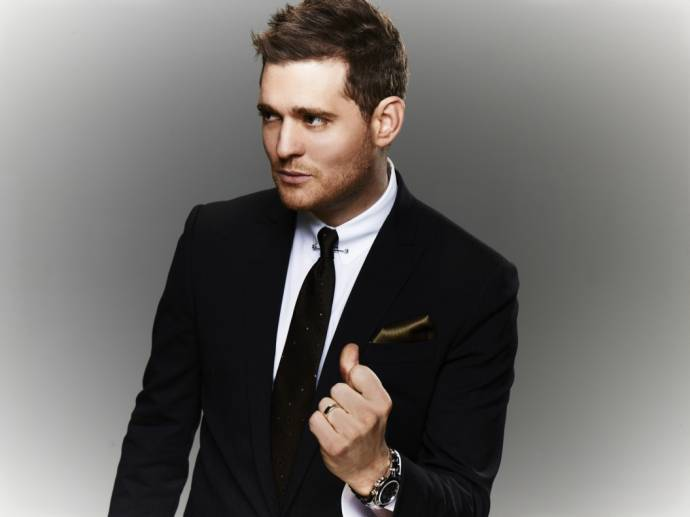 "Unwiderstehliche Live-Mischung - Michael Bublé mit ""To Be Loved on Tour"