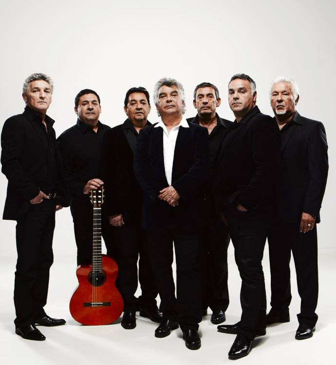 Gipsy Kings - Die Flamenco-Pop-Legende kommt für Exklusiv-Show nach Berlin