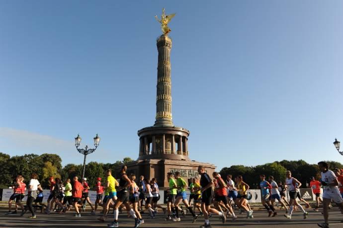 berlin marathon zum 40 mal mit heute l ufern durch berlin berlinmagazine. Black Bedroom Furniture Sets. Home Design Ideas