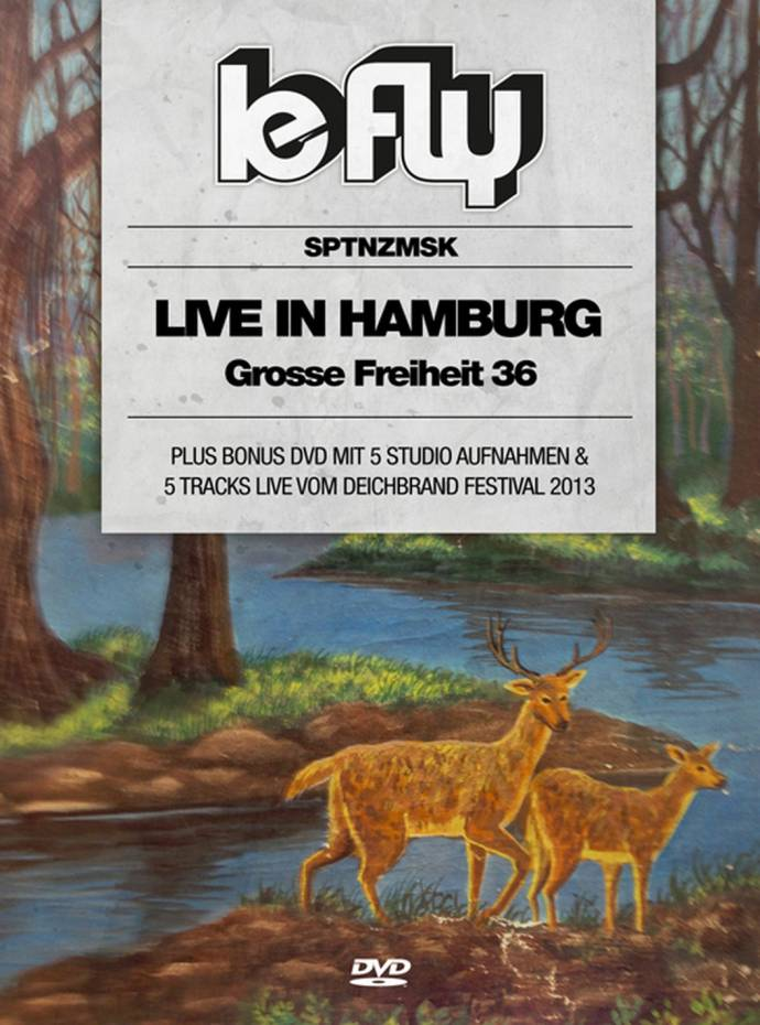 "LE FLY - Live In Hamburg""-DVD"