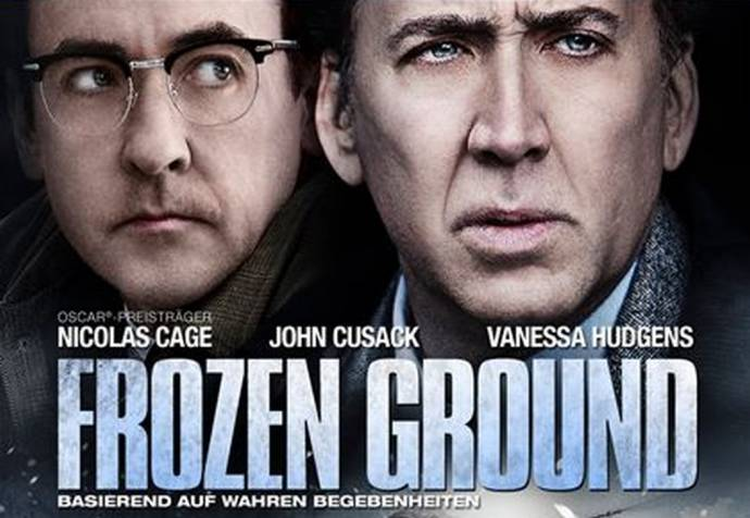 Adventskalender 2013: Türchen 7 - Frozen Ground mt Nicolas Cage