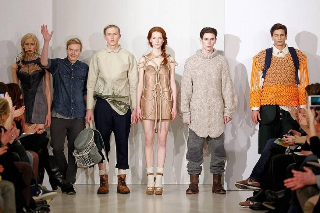 Mercedes Benz Fashion Week Verleihung Des European