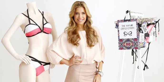 Swimwear Collection by Hunkemöller - Sylvie Meis zeigt neue Kollektion