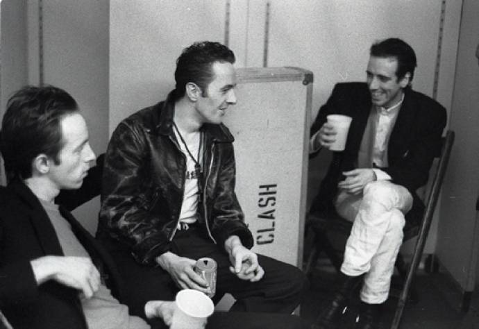 "The Clash - ""The Rise And The Fall Of The Clash"" dokumentiert Bandgeschichte"