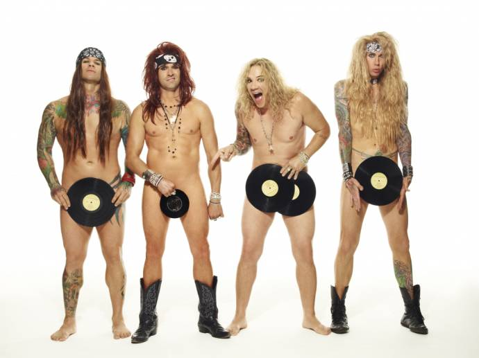 Steel Panther - Der heißeste Export des legendären Sunset Strip in Los Angeles
