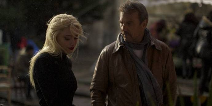 3 DAYS TO KILL - Action-Thriller mit Kevin Costner auf Platz 2 der US-Charts