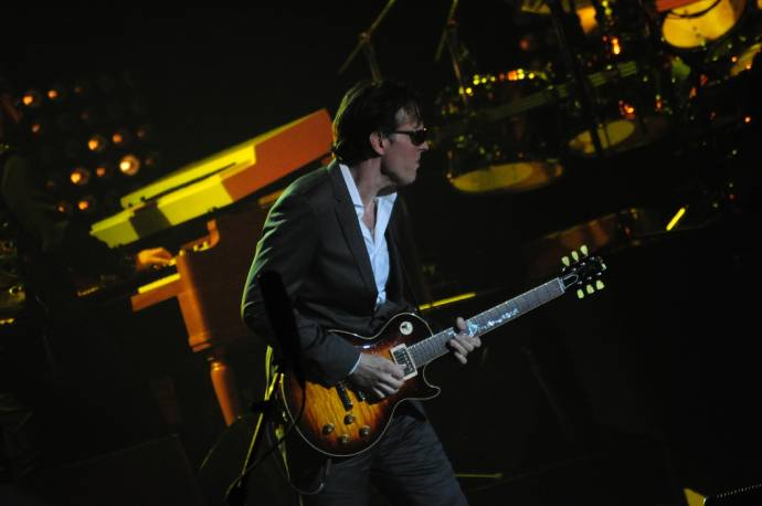 Joe Bonamassa - The Best of Blues im ausverkauften Tempodrom Berlin           (C)BerlinMagazine.de
