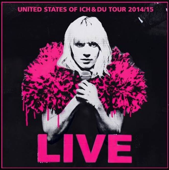 MIA. - United States of Ich&Du Tour 2014/2015