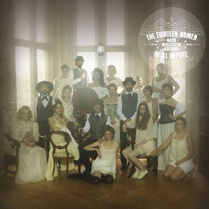 The Rambling Wheels – Neues Album «The Thirteen Women Of Ill Repute»