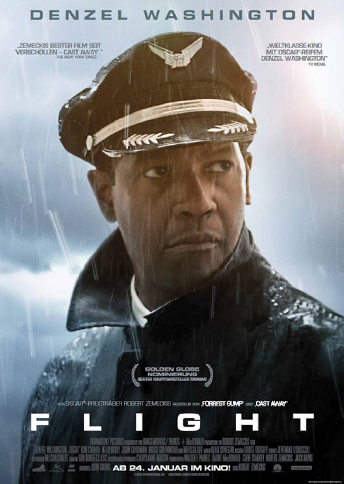 Flight - Denzel Washington startet durch