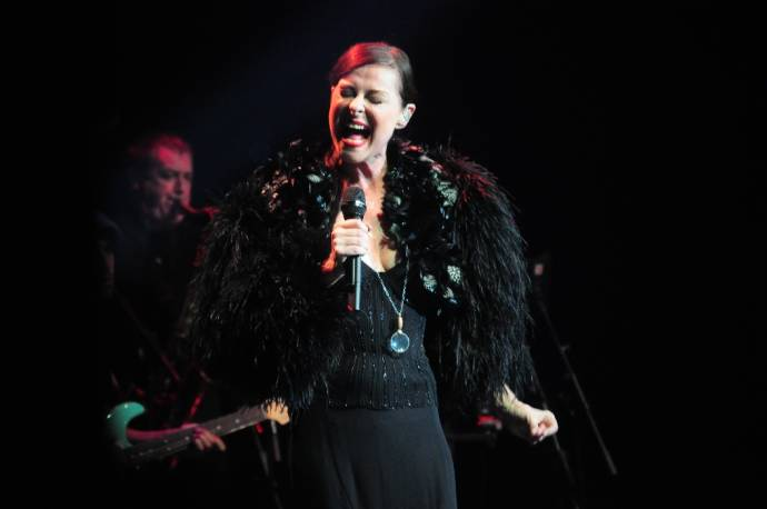 Lisa Stansfield: Back to the 90´s mit viel Power und Soul in Berlin