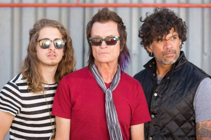 California Breed - Hard Rock - Legende Glenn Hughes mit Power-Trio in Berlin