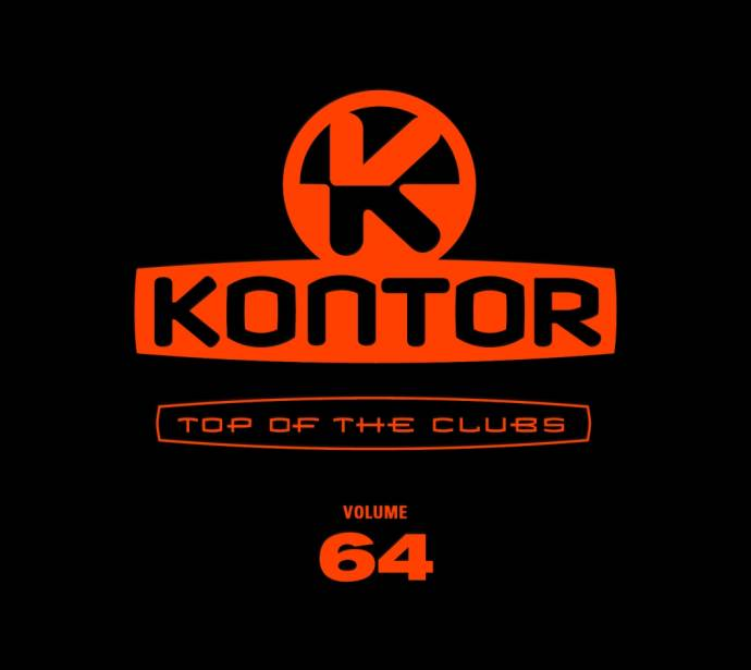 ''Kontor Top Of The Clubs Vol 64.'' - Deutschlands Nr. 1 Dance Compilation-Reihe