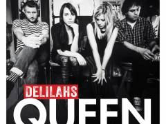 Delilahs - Schweiz female-fronted Pop-Punk-Rock Nummer kommt nach Berlin