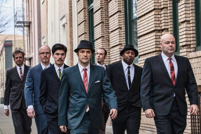 Cherry Poppin' Daddies - Zurück mit neuem Album White Teeth Black Thoughts