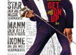 GET ON UP:  James Brown & Mick Jagger                                    (C)Foto: Universal Pictures