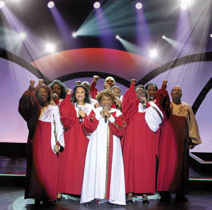 "Queen Esther Marrow´s The Harlem Gospel Singers Show - ""Bring It On!"""