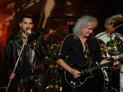 Queen + Adam Lambert - Rock-Champions 2015 mit glamouröser Produktion in Berlin