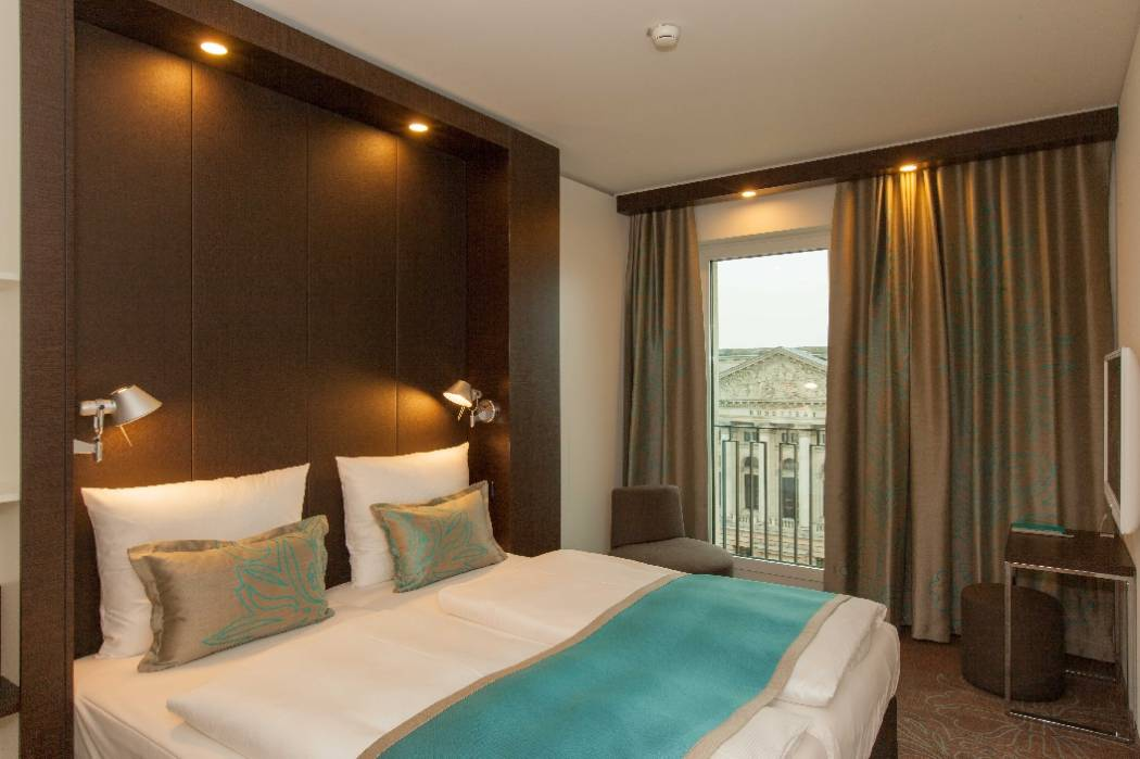 hotel am historischen orte motel one berlin leipziger platz er ffnet berlinmagazine. Black Bedroom Furniture Sets. Home Design Ideas