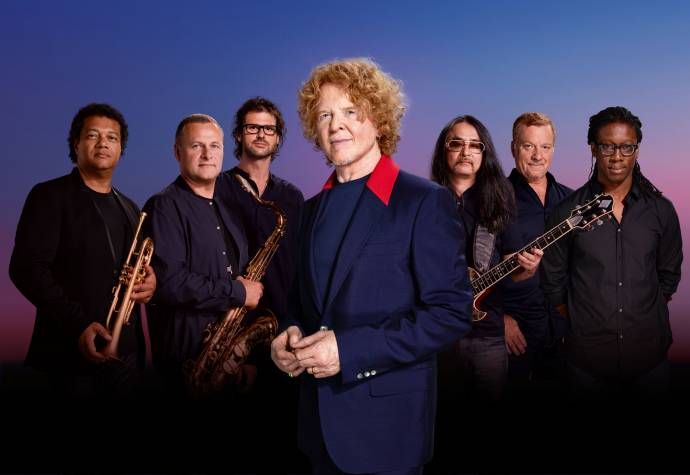 The Return of SIMPLY RED - Big Love Tour 2015                                        (C)BB Promotion