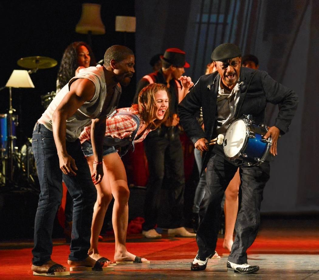 Soy de Cuba - Das Tanzmusical mit den Rhythmen Kubas ...