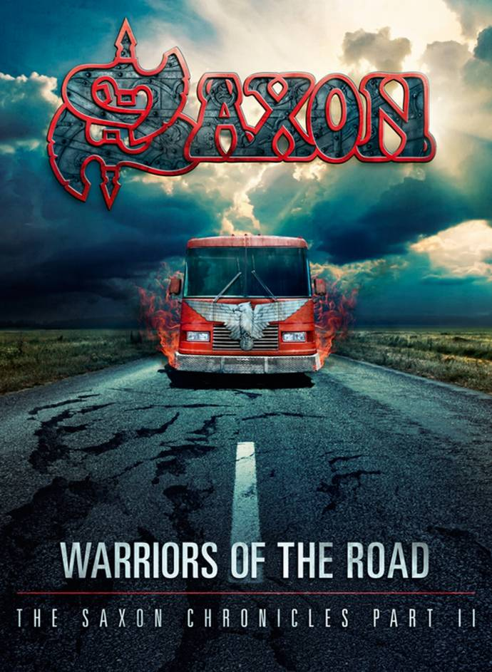 Saxon - Set Warriors of the Road – Chronicles Part II