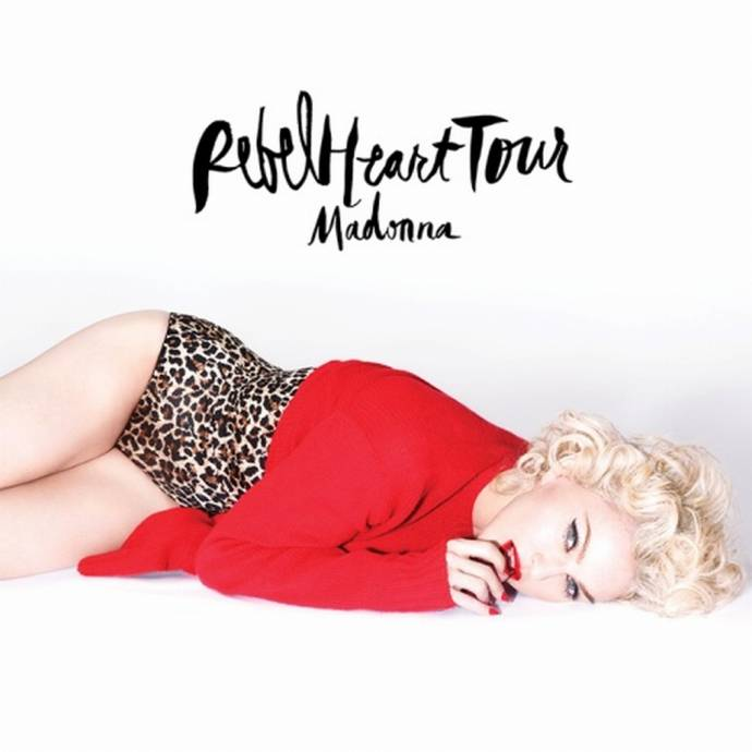 Madonna 'Rebel Heart' Tour 2015 - Zusatzshow in Berlin