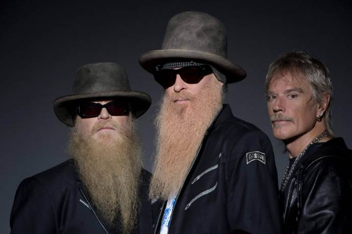 ZZ TOP - Bärte, Blues und Boogie im Juli in Berlin                              (C)Foto: Ross Halfin