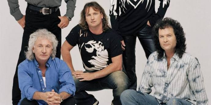 Smokie Gold 1975-2015 – The 40th Anniversary Gold-Edition                        (C)Foto: Sony Music