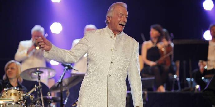 "James Last nimmt Abschied: ""Non Stop Music James Last in Concert 2015""    (C)Foto: Robert Freiberger"