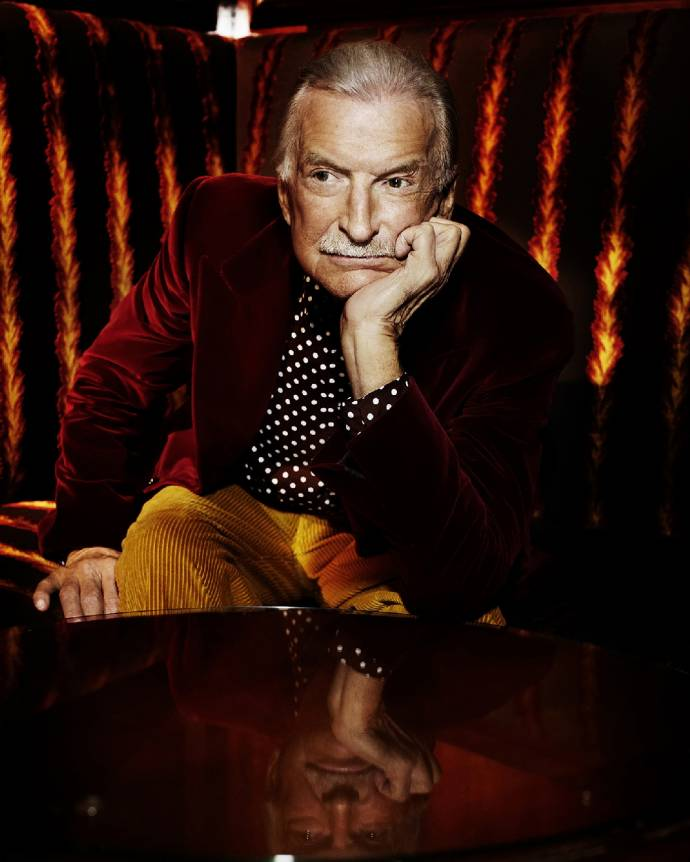 "James Last nimmt Abschied: ""Non Stop Music James Last in Concert 2015""   (C)Foto: GABO Agentur Focus"