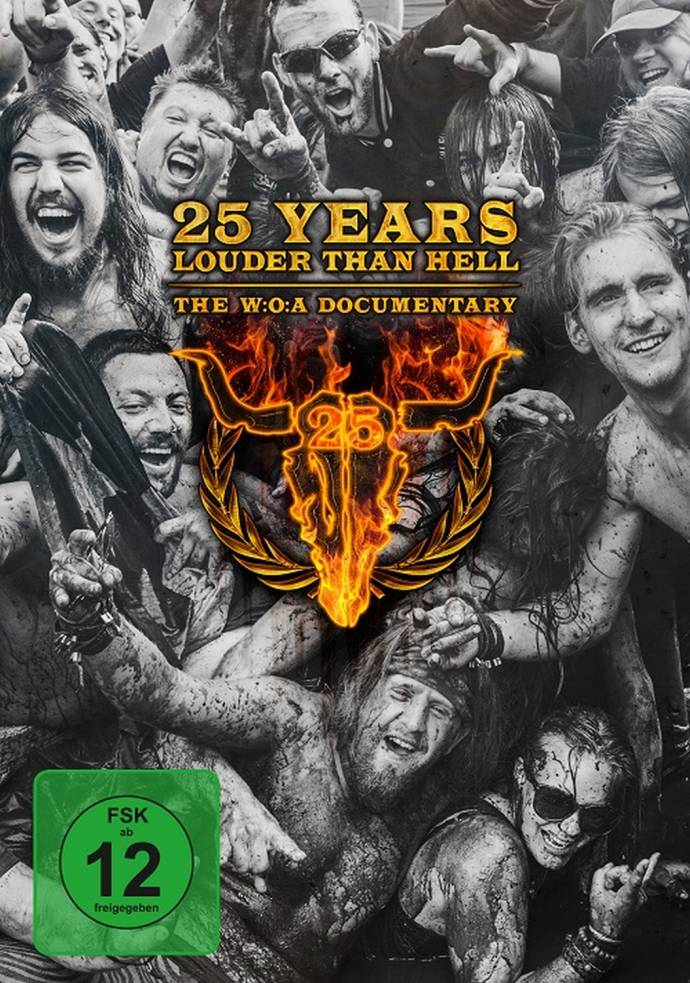 25 Years Louder Than Hell – THE W:O:A DOCUMENTARY über WACKEN und mehr