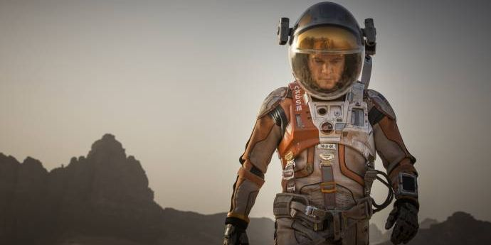 DER MARSIANER - Aus Humboldt-Box wird Mars-Science               (C)Foto: 2015 Twentieth Century Fox