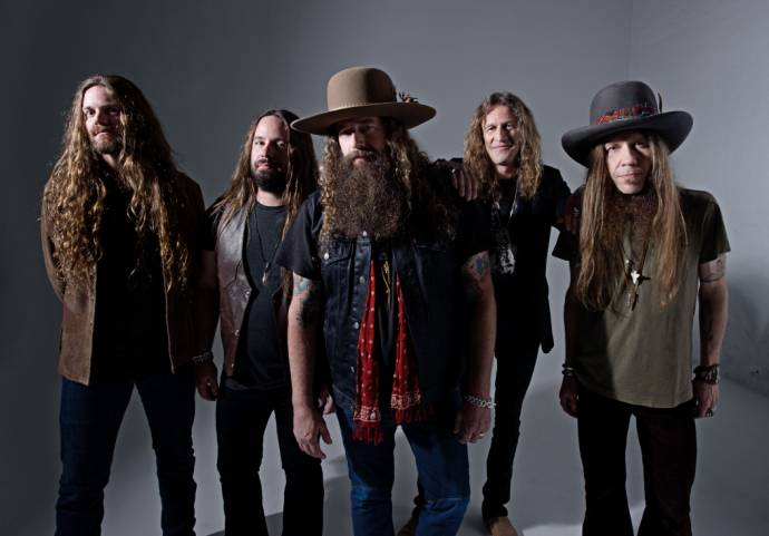 Blackberry Smoke - Kult-Southern-Rocker spielen im neuen Columbia Theater