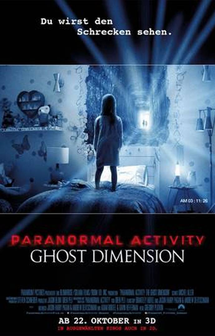 Home sweet hell! Krasses Prankvideo zu PARANORMAL ACTIVITY: GHOST DIMENSION