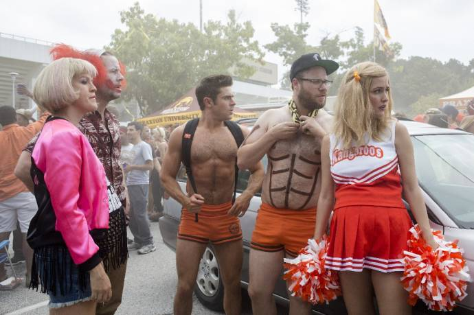 Bad Neighbors 2 - Trailer und erste Informatationen