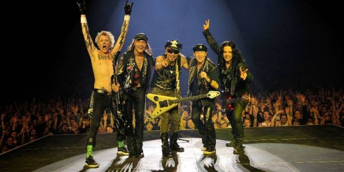 Scorpions - Return To Forever - THE 50TH ANNIVERSARY WORLD TOUR 2016             (C)Foto: Marc Theis