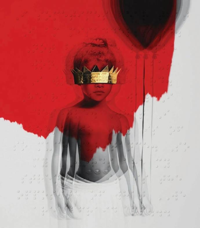 Rihanna - Achtes Studio-Album ANTI