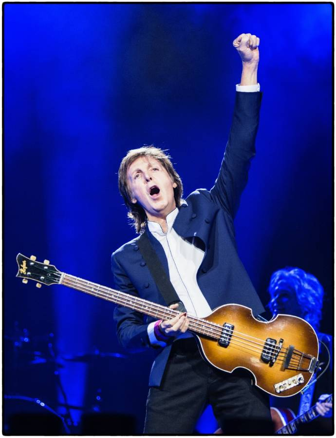 Paul McCartney - One on One-Tour in der Waldbühne                  (C)Foto:MPL-Communications-MJ-Kim