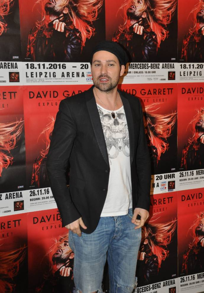 David Garrett - Explosive - Die neue Tour der Superlative               (C)Foto: BerlinMagazine.de