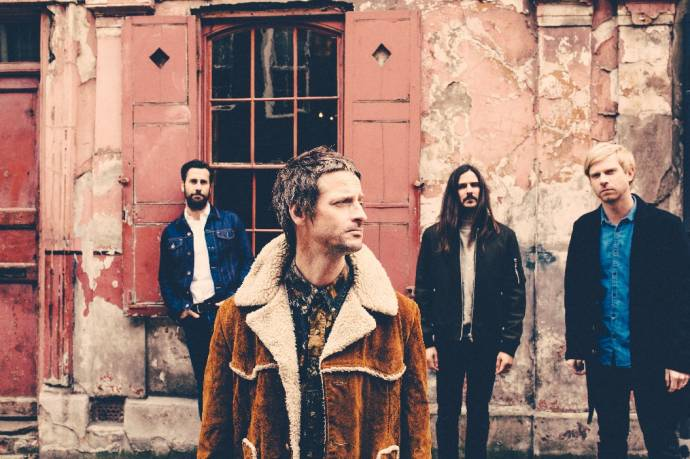 The Temperance Movement - Die britischen Blues-Rocker erneut live in Berlin