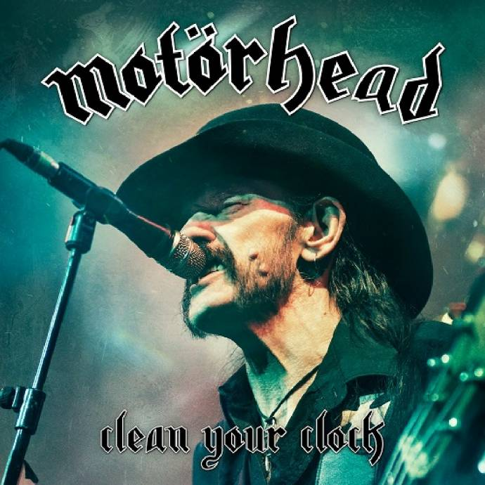 Motörhead LIVE - Clean Your Clock - Live - In Gedenken an Lemmy