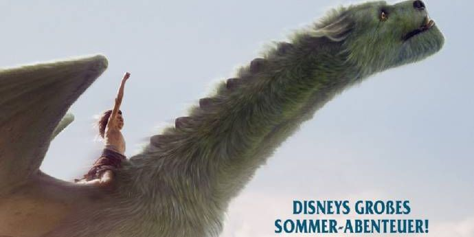 Elliot, der Drache - Neuinterpretation eines Animationsklassikers - Trailer