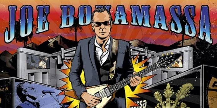 Joe Bonamassa - Live At The Greek Theatre - Hommage an die größten Bluesmänner