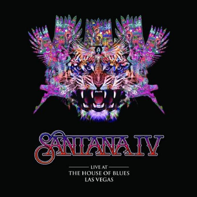 SANTANA IV - Live at The House Of Blues in Las Vegas
