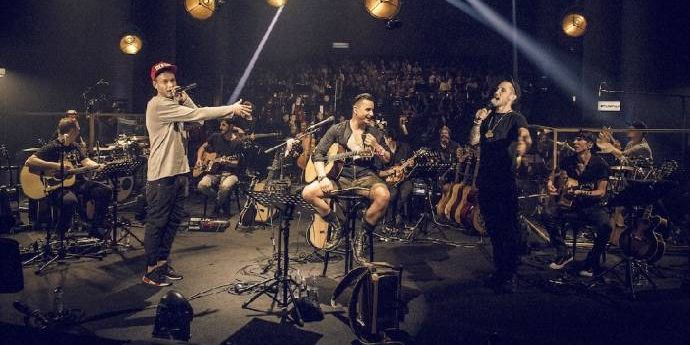 Andreas Gabalier - MTV Unplugged - Die andere Seite des VolksRock'n'Roller