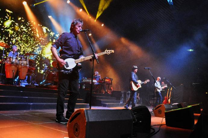 Runrig - Die Folk-Rocker nehmen Abschied in Berlin - 40 Jahre on the road (C)Foto: BerlinMagazine.de